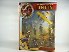 Plastoy Tintin Collector Set The Adventures Of Tintin New IN Box