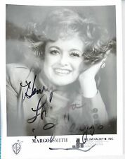 Margo Smith Country Star, Original Autographed B&W Photograph, Curly Hair