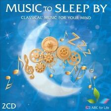 MUSIC TO SLEEP BY NEW CD