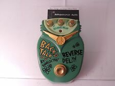 RARE DANELECTRO BACK TALK REVERSE DELAY EFFECTS PEDAL FREE USA SHIPPING