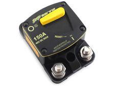 Stinger Professional 150 Amp Marine Grade Water Resistant Power Circuit Breaker