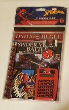 Spiderman Stationary Set