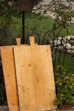 Vintage French Pine Rectangle Breadboard