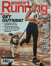 Women's Running Sept 2016 Get Outside How to Run With Your Pup FREE SHIPPING sb