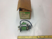 GE CR9500A103A2A Industrial Solenoid 115V Coil, End MTG, 1/2 Stroke  NEW IN BOX