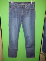 3808) LUCKY BRAND 29 8 Sweet Straight low rise denim stretch jeans 29