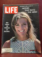 Life Magazine July 14 1967 Princess Lee Radziwill Joe Frazier Vintage Ads