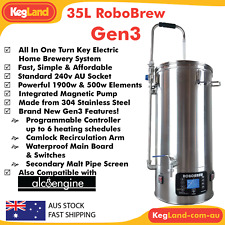 BrewZilla Gen 3.1.1 - Single Vessel Home Brewery Beer Making All Grain - New