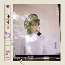 IU - A Flower Bookmark II (2nd Remake Album) CD+2 official IU Poster