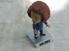 X-FILES Dana Skully Bobblehead Loose FUNKO!  Autographed  Gillian Anderson
