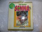 AYRTON The Magic Senna Trading Cards Formel 1 F1 Sammelalbum mit 162 Karten NEUTrading Card Sammlungen & Lots - 261329