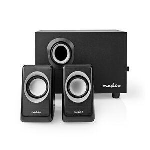 Altoparlanti per PC, computer active speaker, casse amplificate attive subwoofer