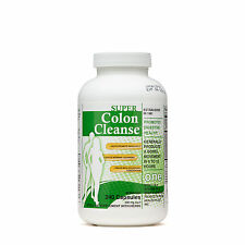 Super Colon Cleanse 500mg 240 capsules Same Day Out U.S. Seller