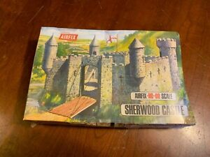 Airfix SHERWOOD CASTLE Original Kit HO/OO Scale #1705 COMPLETE Sealed Kit