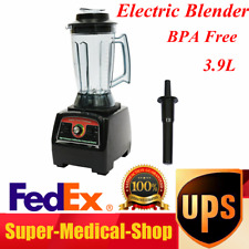 3.9L 2800W Heavy Duty Professional Kitchen System Commercial High Speed Blender
