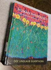 HUMAN PHYSIOLOGY: An Integrated Approach (5th Ed) by Silverthorn, DEE Un…2010 HC
