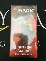 Lightning Aggro Challenger Deck - Magic the Gathering Sealed Product