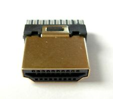 Connecteur HDMI Male plaqué Or 19 broches / Connector Male 19 pins gold plated
