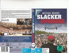 Slacker Uprising-2007-Michael Moore-Movie-DVD