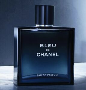 Bleu De Chanel 100ml Eau de Parfum Mens Spray Perfume Fragrance