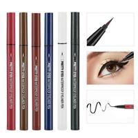 6 Colors Waterproof Eyeliner Liquid Pencil Pen Make Up Beauty Cosmetics Tool Set