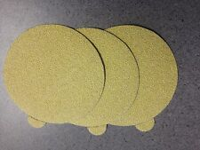 "Sand Paper PSA 6"" DA 40  Grit Stick-on (50 Pcs)"