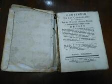 1777 Compendio Comentarios por Antonio Gómez a las ochenta y tres Leyes de Toro