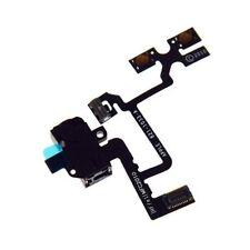 flex de audio iphone 4S 100% funcional color negro NUEVO