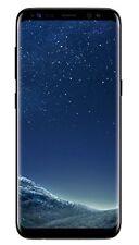 Samsung GALAXY s8 sm-g950f SMARTPHONE 64gb * NUOVO * dal distributore Midnight Black