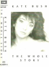 Kate Bush ‎The Whole Story CASSETTE ALBUM EMI ‎TC-KBTV1  Pop Rock Art Rock Synth