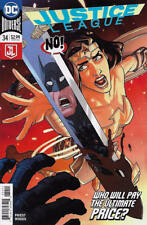 Justice League 34-43 NM First Printing