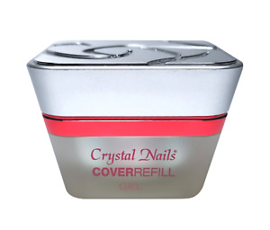 Crystal Nails BUILDER COVER REFILL 50 ml.