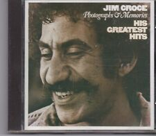 Jim Groce-Photographs And Memories (His Greatest Hits) (CD)