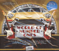 = WORLD OF NUMBER ONES * 1956 /CD sealed from Poland/ / / B.Fabianski prezentuje