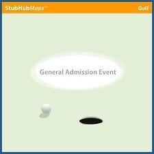 2017 PGA Championship SATURDAY WANAMAKER CLUB Tickets 08/12/17