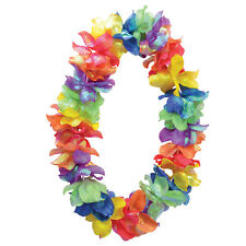 ADULT ONE SIZE #PEARLISED HAWAIIAN LEIS FOR FANCY DRESS PARTY ACCESSORY