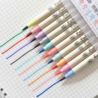 1pc Fabricolor Colorful Calligraphy Marker Brush Pen Set Chinese Drawing Art