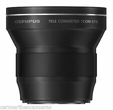 Olympus TCON-17X Tele Converter is compatible with XZ-1, XZ-2, and STYLUS 1