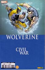Panini Comics   SERVAL   WOLVERINE  V1    N° 161     Jan09