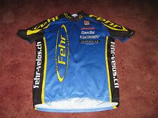 """Fehr biciclette Svizzera CUORE SWISS Ciclismo Jersey [38""""]"""
