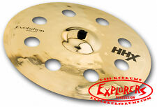 "Sabian 18"" HHX Evolution O-Zone Crash Cymbal - 11800XEB"