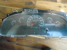 2002 - 2004 FORD E250 350 SUPERDUTY EXCURSION GAS INSTRUMENT CLUSTER 229K MILES