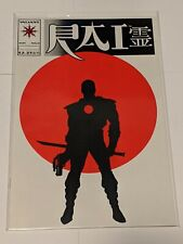 Rai #0 November 1992 Valiant Comics 1st Appearance Bloodshot Eternal Warrior