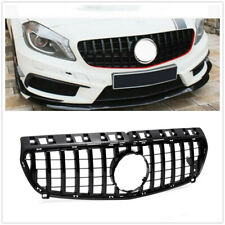 NEW GT R Panamericana Grille Grill For Benz W176 A180 A200   2013- 2015 AP
