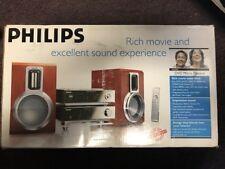 Phillips  MCD702/37  DVD Player Micro Theatre Brand New NIB NOS Cool, Rare LOOK