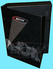 """BCW COMIC BOOK STOR-FOLIO 1.5"""" Current Silver Age Box Storage Case Holds 15-20"""