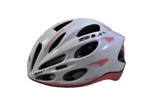SH+ (SH Plus) Shake Cycling Bicycle Helmet - White/Pink  (Was $139.99) Kask Giro