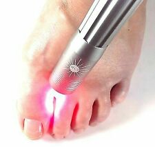 LNH Pro 50 Cold Laser LLLT Toenail or Fingernail Fungus Therapy Pain Relief