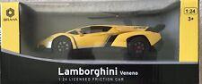 "Braha 1:24 (7"") Licensed Friction Toy - Model Car - Lamborghini Veneno"