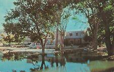Postcard San Geronimo Lodge Taos New Mexico